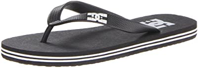 DC Shoes Spray Mens Shoe D0303272-1 - Chanclas de caucho para hombre