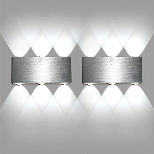 Led Indoor Wall Lamps Led Lamps Generous Led Wall Lamp 360 Degree Rotation Adjustable Bedside Light White Black Creative Wall Lamp Black Modern Aisle Round Lamp Aesthetic Appearance