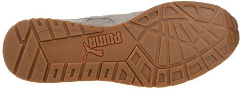 Puma , Herren Sneaker Grigio/Wine Drizzle/Winetasting