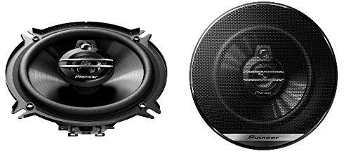 Pioneer Electronics TS-G1330F Auto-Einbaulautsprecher Schwarz
