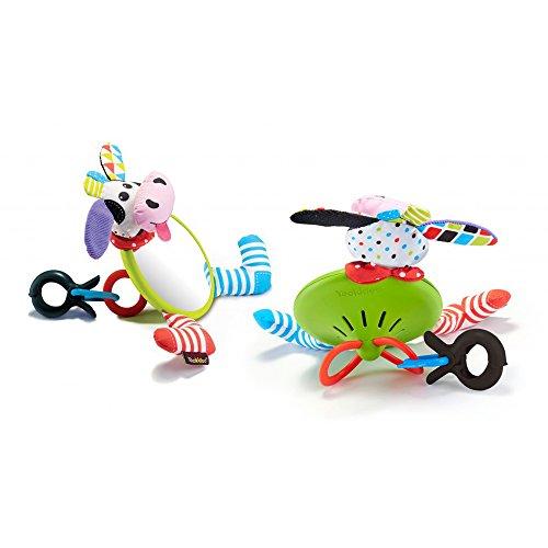 Yookidoo - Mi Primer Amigo Espejo Vaca, Juguete para bebés...