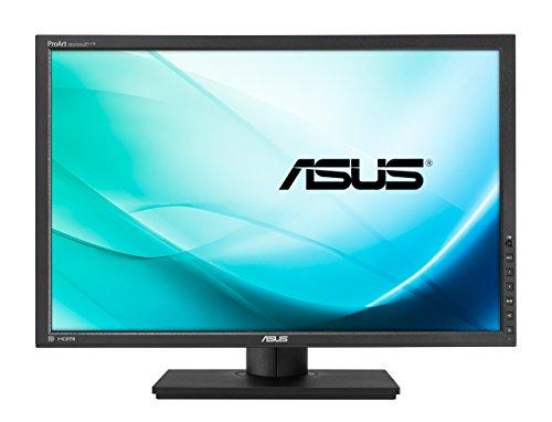 Asus PA248Q 61,2 cm (24,1 Zoll) Monitor (Full HD, VGA, DVI, HDMI, DisplayPort, 6ms Reaktionszeit) schwarz