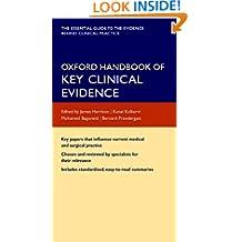 Oxford Handbook of Key Clinical Evidence (Oxford Medical Handbooks)