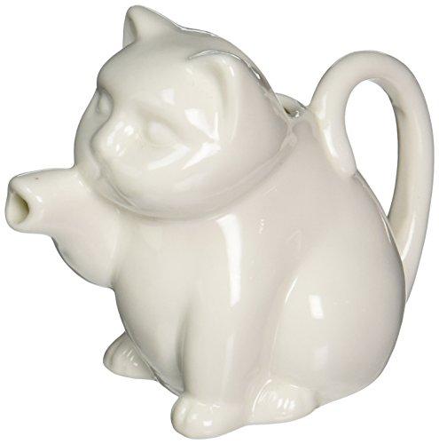 Abbott Kollektion China Cat Creamer, weiß China Creamer