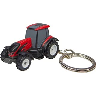 UH5818 - Porte clés Valtra T4 Series red Universal Hobbies *NEUF