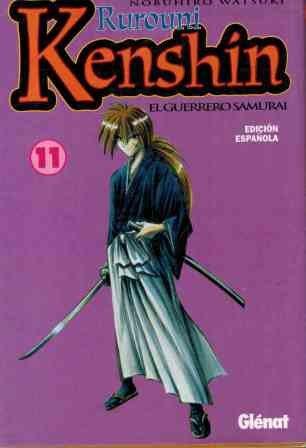 Rurouni Kenshin 11: El Guerrero Samurai/The Samurai Warrior par Nobuhiro Watsuki
