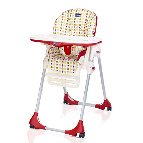 Chicco Polly Easy  Slim Highchair 4 Wheels Best Price and Cheapest