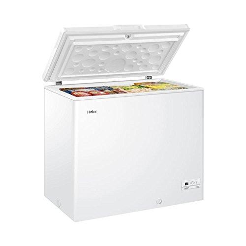 Haier HCE203R Congelatore Libera installazione 203L A+ Bianco