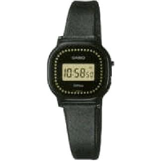 Casio 2166 L-9-1A – Reloj Señora Negro