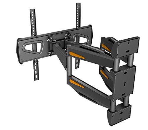 RICOO Fernsehhalterung S1844 Wandhalterung TV Schwenkbar Neigbar Halterung Wandhalter LED LCD Flachbild-Fernseher 76-140cm/30-42-50-55 Zoll - 3