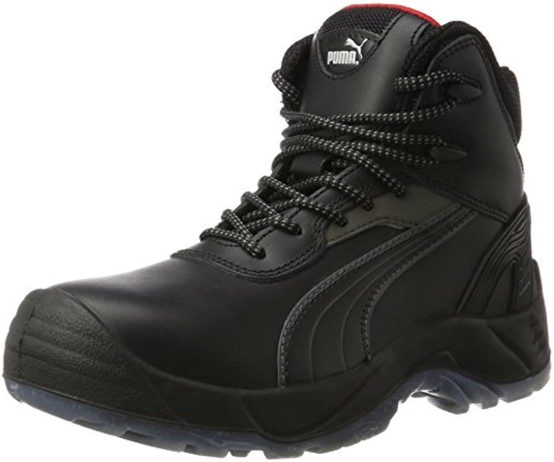 Puma 630100.40 Pioneer Chaussures de sécurité _Noir_ Mid 40B0013LJP9WParent S3 ESD SRC Taille 40B0013LJP9WParent Mid 467b0e
