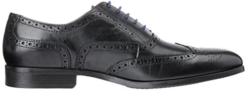 Scarpe Stringate Clark Oxford Limit Oxfords Nero (pelle Nera)