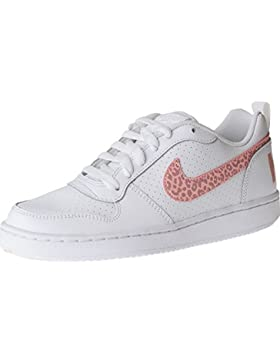 Nike Court Borough Low GS Zapatos Para Niña Blanco