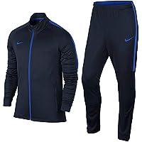 Nike M demiawaking TRK K, y Chaqueta para Hombre, Hombre, 844327 458, Obsidian/Obsidian/Hyper Royal, L