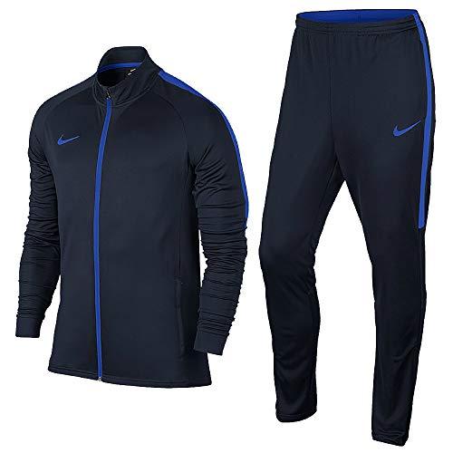 Nike m nk dry acdmy trk k, tuta uomo obsidian/hyper royal, l