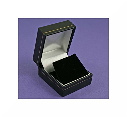 black-leatherette-earring-box