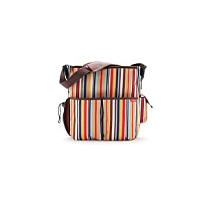 Skip Hop Duo Deluxe Uptown Changing Bag with Stripe