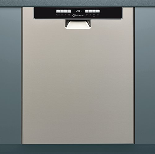 Bauknecht GSU 81308 A++ IN Unterbaugeschirrspüler / 262 kWh/Jahr / 13 MGD / 2520 L/Jahr/Sparsam dank Beladungserkennung