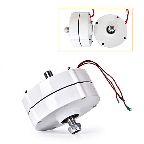 HUKOER Alternateur alternatif à alternateur pour alternateur à alternateur à aimant permanent 750r / m 100W 12V pour éolienne verticale ou horizontale
