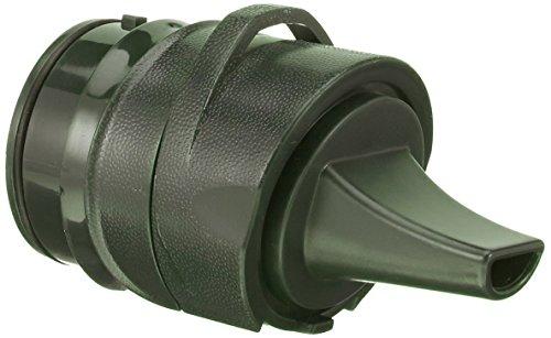Dreifach-filtration (Survivor Filter Ersatz-Mundstück mit integriertem Carbon Filter. Passend für Survivor-Filter Triple Filtration, Wasser Filter Stroh.)