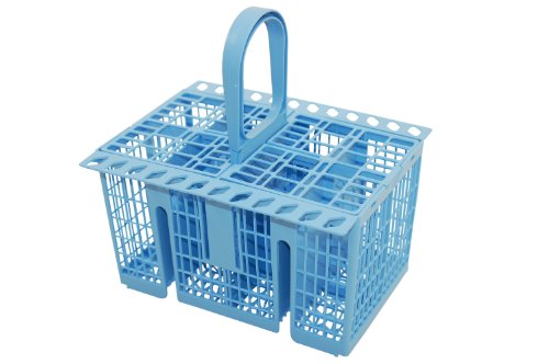 Genuine INDESIT LAVAVAJILLAS azul cesta cubiertos