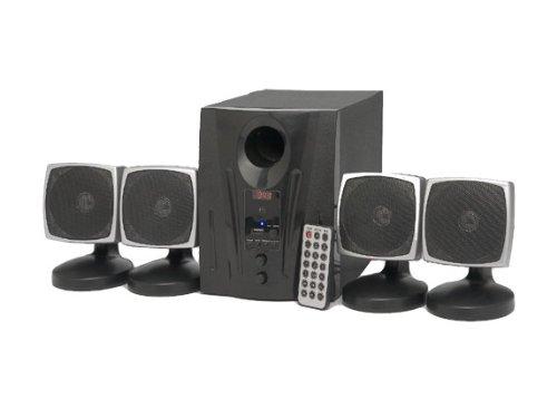 Intex IT-2650 Digi 4.1 Multimedia Speaker