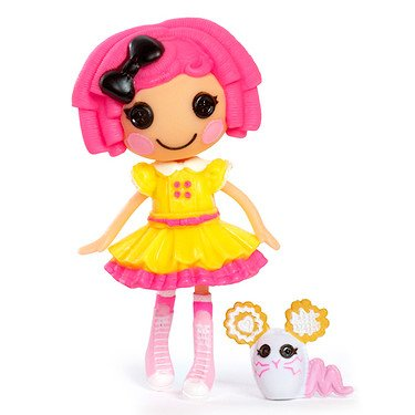 Mini Lalaloopsy Doll - Krümels Teestunde [UK Import]
