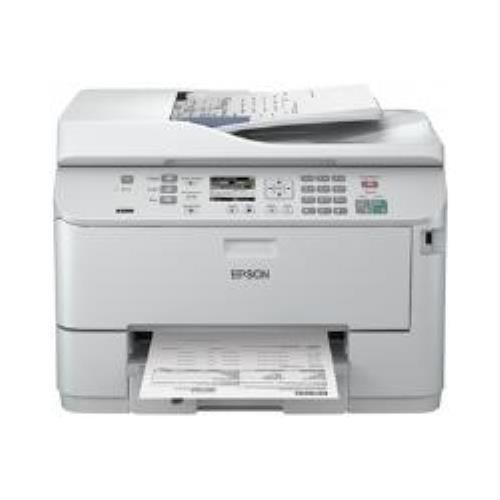 Epson WorkForce Pro WP-M4595 DNF Jet d'encre A4 - multifonctions (Jet d'encre, Mono printing, Mono copying, Colour scanning, Mono faxing, 30000 pages par mois)