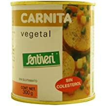 Carnita Vegetal Santiveri 300G