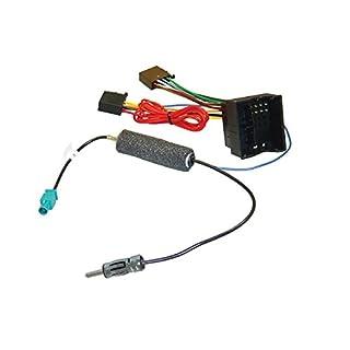 AIV Autoradio Adapter Set - OpelAstra, Seat Altea, VW