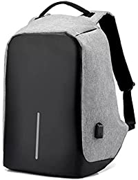 2694bf8334 Rewy WRT7 Anti Theft Backpack Business Laptop Bag with 15.6 Laptop Tablet