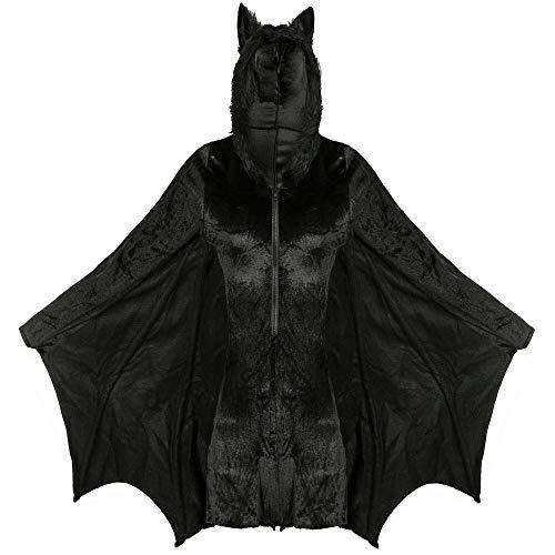 Halloween Rollenspiele Weiblichen Batman Kostüm Damen Spiel Einheitliche, Schwarz, XXXL