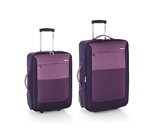 Gabol reims juego de 2 maletas: cabina y mediana