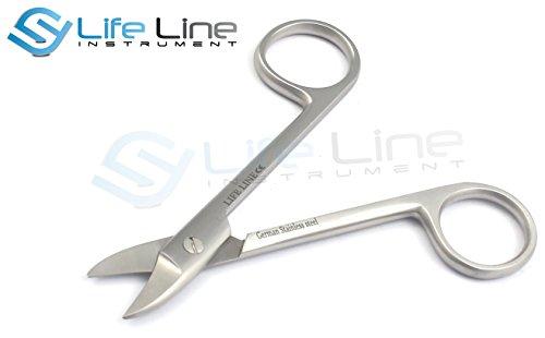 Lifeline Instruments® Dental Y Tijeras De Corte De