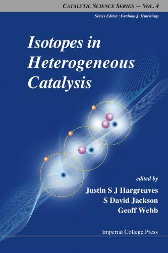 Isotopes In Heterogeneous Catalysis: Volume 4