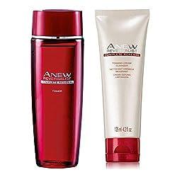 Avon Anew Reversalist Cleanser 125g & Toner 50g