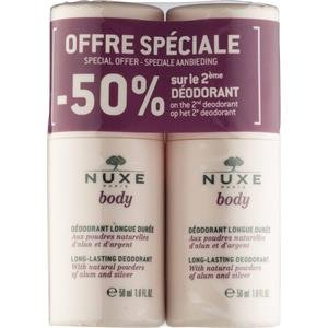 Nuxe Nuxe Body Deo Roll-On 50Ml+Duplo - 1 Unidad