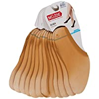 Müjde Opak Suba Çorap 12'Li Paket (Ten) Kadın Çorap Ve Külotlu Çorap