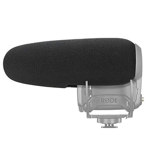 YOUSHARES VideoMic Pro+ - Filtro antivento in schiuma per microfono Rode VideoMic Pro+
