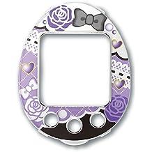 TAMAGOTCHI 4U Cover Purple Rose style ( Tamagotchi 4U cover Purple Rose style )
