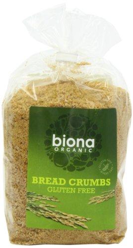 BIONA Semmelbrösel Bio glutenfrei 500g