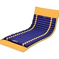 Colchón de presión alterna-almohadilla inflable de la cama para la úlcera de la presión y tratamiento del dolor de presión-incluye la bomba de aire eléctrica y cojín del colchón,Antislip