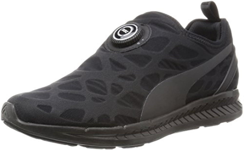 Puma Disc Sleeve Ignite STR Foam Zapatillas Sneakers Negro para Unisex Evertrack