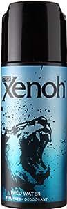 Streax Xenoh Deo Wild Water, 150ml