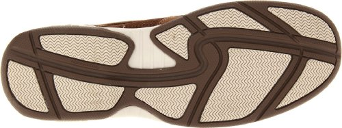 Dunham Mens Windward Slip-On brown