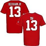 Majestic NFL ODELL BECKHAM JR. #13 - New York Giants Player T-Shirt, Größe:XL