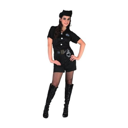 Fyasa 706071-t04Police Girl Kostüm, groß