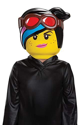 (LEGO Ninjago Movie 26785-15L Lego Movie 2 Lucy Maske, gelb, One Size)