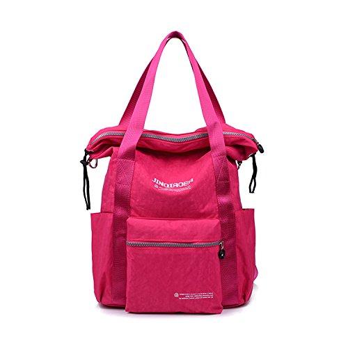 0bdf35311aa95 Outreo Schulrucksack Leichter Rucksack Damen Umhängetasche Rucksäcke  Wasserdicht Tasche Schultaschen Schul Daypack Reisetasche Backpack für  Lässige ...