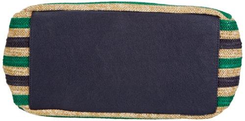 Marc O´Polo Accessories Shirley 70059 45692 303, Damen Shopper 17x29x36 cm (B x H x T) Grün (smaragd 54692)